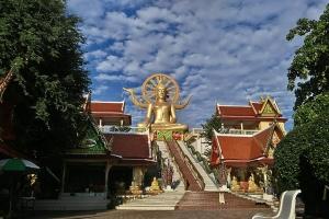 泰国-【线上专享·广州出发】泰国苏梅岛6天4晚自由行(入住亭阁别墅度假酒店)。等待确认
