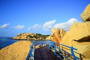 台山-【海滩·美食】台山2天*台山那琴半岛*地质公园*特色海鲜宴<住园景房>