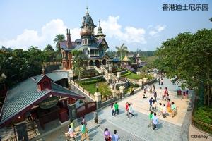 香港-【游览*乐园】香港2天*香港迪士尼乐园*市区观光*纯玩*拼团<SH>