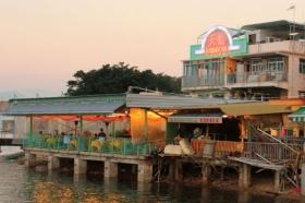 代售 香港南丫岛天虹海鲜餐 电子票  2人午餐套餐