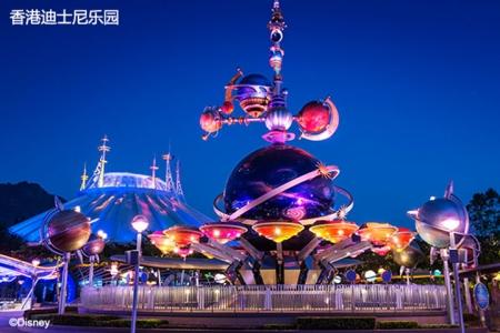 香港迪士尼乐园1日门票+环岛巴士广东往香港去程车票 成人