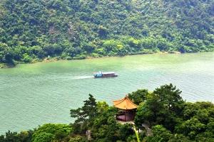 清远-【赏花·美食】清远飞来湖湿地公园、小北江、牛鱼嘴1天*河鲜