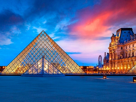 苏黎世 琉森 日内瓦 尼斯 巴黎-【跟团游】瑞士法国13天*双雪山、TGV、金色山口快车*上海往返*等待确认
