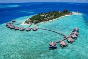 马尔代夫-【自由行】马尔代夫(绚丽岛)5天*机+酒*广州往返*等待确认<一价全包、中文服务,经济型、蜜月、快艇上岛>