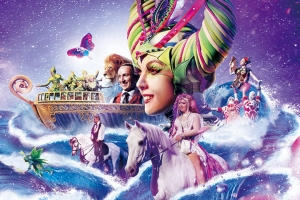 珠海长隆- 珠海长隆横琴岛剧院(原珠海马戏)