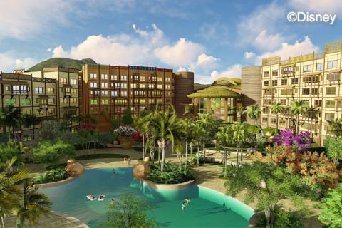 香港迪士尼探索家度假酒店 标准房
