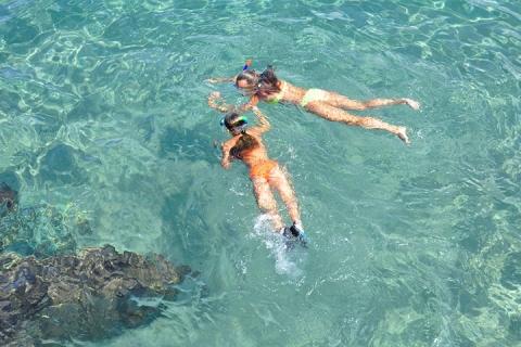 美娜多5/6天<班达尼莫水上活动中心,浮潜,布纳肯出海浮潜,耶稣像>