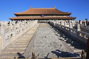 北海-【当地玩乐】北京故宫+北海+恭王府+黄包车 +烟袋斜街深度纯玩一日游