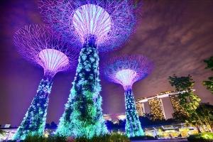 新加坡-【尚·休闲】新加坡、民丹岛5天*心想狮城*星享*乐享民丹*广州往返<2晚民丹岛豪华酒店,2晚新加坡高级酒店,圣淘沙名胜世界,滨海湾花园,夜游新加坡河>