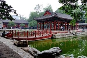 北京-【当地玩乐】北京恭王府+黄包车+朝酒晚舞堂会纯玩上午半日游