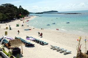 泰国-【自由行】泰国苏梅岛6天*机+酒+接送*阿尔斯度假村*广州直航*等待确认<查汶海滩的高级酒店,带私家沙滩,比邻苏梅最大的购物中心,地理位置极佳>