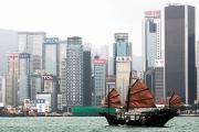 香港鸭灵号游船