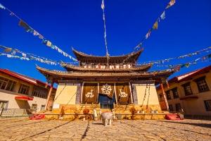 云南-【云南当地玩乐】香格里拉+虎跳峡+普达措藏族风情2天游