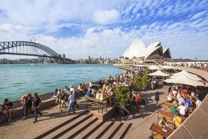 澳大利亚-【自由行】澳洲(悉尼、布里斯本)8天*单机票*广州往返<南方航空>