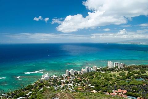夏威夷-【典·休闲】美国夏威夷7天*市区观光*珍珠港*小环岛*香港往返<欧胡岛五晚>