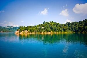 万绿湖-【佛山】河源2天*万绿湖镜花缘、桂山