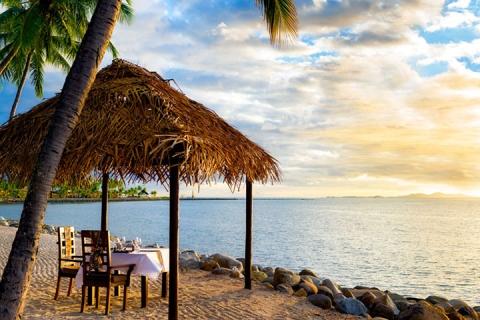 斐济-【自由行】斐济8天*机票+酒店+接送机*香港往返*等待确认<斐济航空,一次玩转本岛+外岛,星级外岛任君选择>