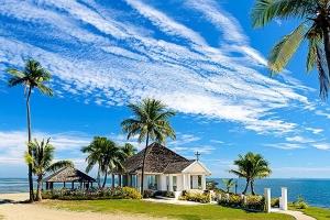 【自由行】斐济本岛6天*四晚连住希尔顿超豪华度假村*等待确认<机+酒+包车接送机,香港往返>