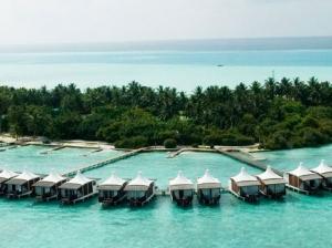 马尔代夫-【自由行】马尔代夫哈库拉岛6天*首都航空*北京往返*等待确认