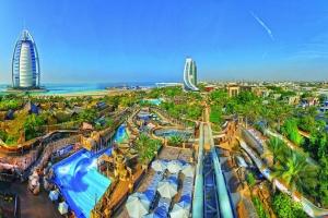 迪拜-【自由行】上海出发。塞舌尔(六善酒店)+迪拜(帆船酒店)双国9天6晚<阿联酋航空>。等待确认