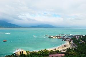海南-【尚·休闲】珠海、海口、三亚、双飞5天*皇牌<天涯海角,分界洲岛,珠海海口往返>