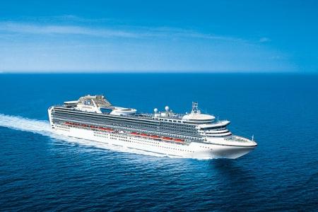 【买一送一新加坡启航】-公主邮轮蓝宝石公主号新加坡-槟城-巴生港-新加坡4晚5天
