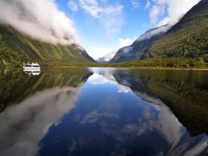 皇后镇-【跟团游】新西兰南北岛14天*万年冰川小镇+米佛峡湾+马尔堡峡湾+皇后镇*上海往返*等待确认<品质纯玩>