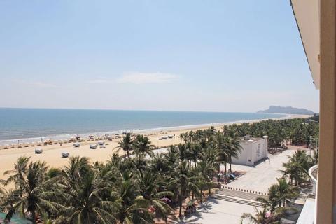 茂名南海旅游岛2天*观海沙滩度假酒店