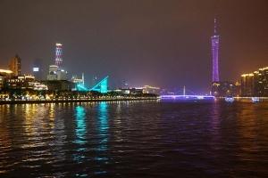 珠江夜游-珠江夜游八大码头通票