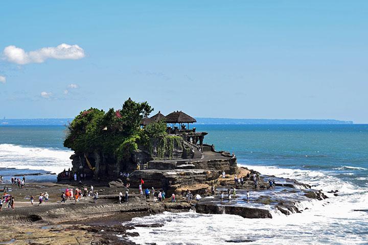 【典·休闲】巴厘岛6天*精选*双岛畅游 蓝梦岛水上活动,贝尼达岛海景