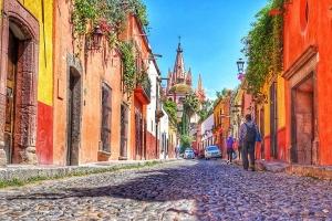 墨西哥-【典·深度】墨西哥8天*墨城精典*世界遗产名录巡礼*广州往返<墨西哥城,瓜纳华托,普埃布拉,圣米格尔>