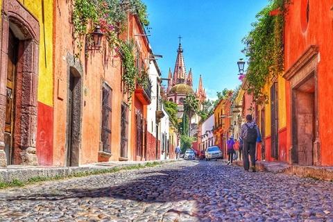 <墨西哥8天>瓜纳华托-普埃布拉-圣米格尔