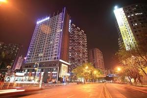 深圳柏斯顿酒店(近罗湖口岸)