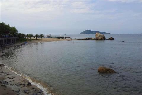 【海滩】阳西沙扒湾沙滩2天.住羽湾酒店