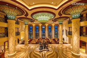 上海迪士尼乐园-迪士尼乐园酒店花园房+2大上海迪士尼两日门票