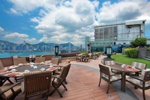 香港-【酒店*交通】香港都会海逸酒店、广九直通火车2天*自由行套餐