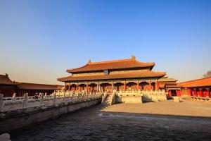 北京-【当地玩乐】北京故宫(含珍宝馆)+前门大栅栏+朝阳剧场杂技大世界休闲一日游
