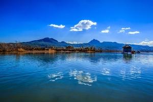 云南-【当地玩乐】云南丽江+拉市海越野车+沙滩车体验一日游