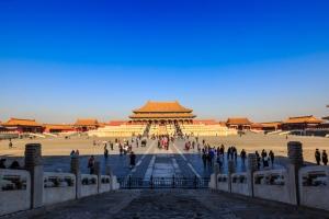 北京-【当地玩乐】北京天安门广场+故宫+恭王府+颐和园+鸟巢水立方纯玩一天游