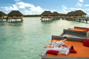 马尔代夫【移动-【国庆】等待确认*ClubMed马尔代夫卡尼岛6天4晚(2会所2水)广州往返新航*一价全包