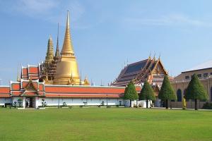 曼谷-【当地玩乐】泰国曼谷1天*大皇宫及玉佛寺+耀华力唐人街半天游*等待确认<曼谷周边半天游>