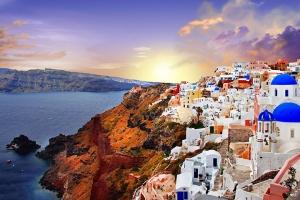 希腊-【跟团游】欧洲、希腊、西班牙、葡萄牙14天*夜宿圣托里尼岛*全程欧洲豪华酒店*上海往返*等待确认