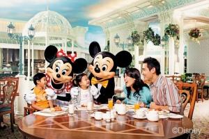 香港迪士尼-香港迪士尼乐园酒店翠乐庭餐厅