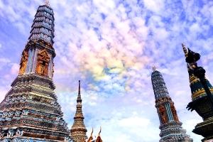 芭堤雅-【乐·博览】泰国曼谷、芭堤雅6天*精选*吃喝玩乐<NANTA乱打秀,珊瑚岛+金沙岛>