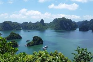 越南-【四国联游】越南、老挝、缅甸、西双版纳、南宁、昆明、动车11天*乐游*不走回头路<边境风情跨国游>