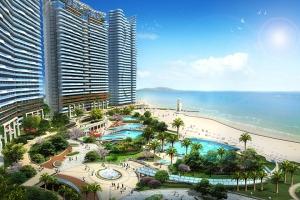 惠州-【海滩直通车】惠州大亚湾2天*亚婆角海湾半岛度假酒店*180度海景房<全海景餐厅自助餐,私家沙滩>