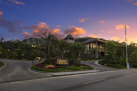 佛山美的鹭湖岭南花园酒店--山景公寓房