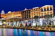珠海长隆马戏酒店自助餐