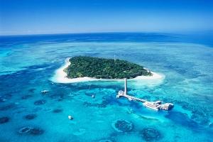 大堡礁-【典·深度】澳洲(黄金海岸、布里斯本、凯恩斯)7天*魅力大堡礁*奇趣捉蟹乐<水陆车探热带雨林,野生动物园,当地OUTLET购物>