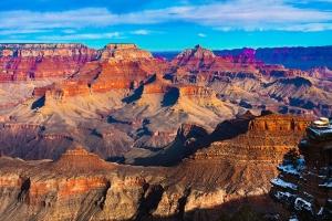 美国-【典·博览】美国西岸12天*尊享四城*大峡谷国家公园<1号公路,羚羊峡谷,马蹄湾,圣地亚哥>